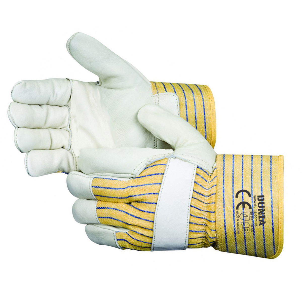 DTC-437 Leather Work Gloves