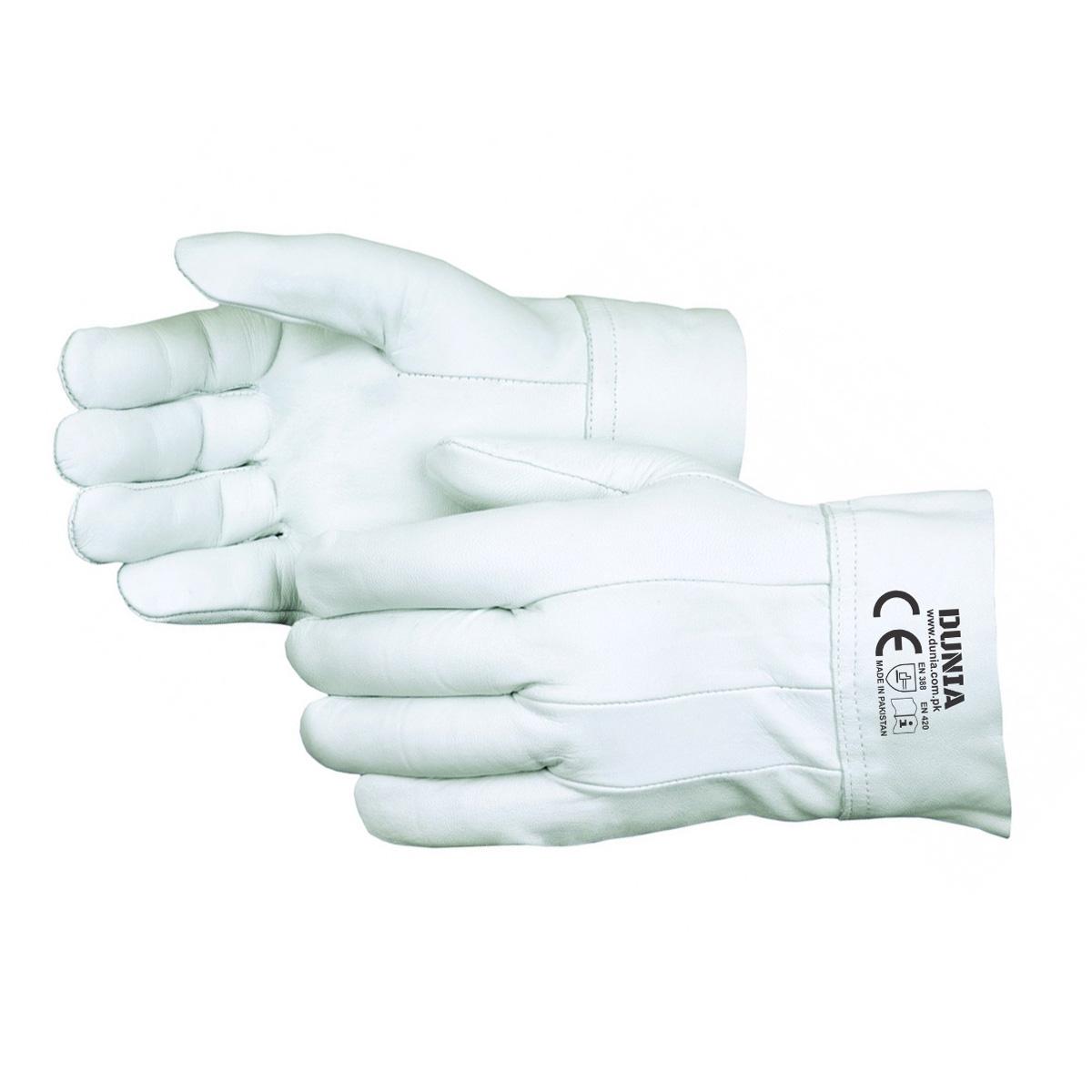 DTC-482 Grain Leather Welder Gloves