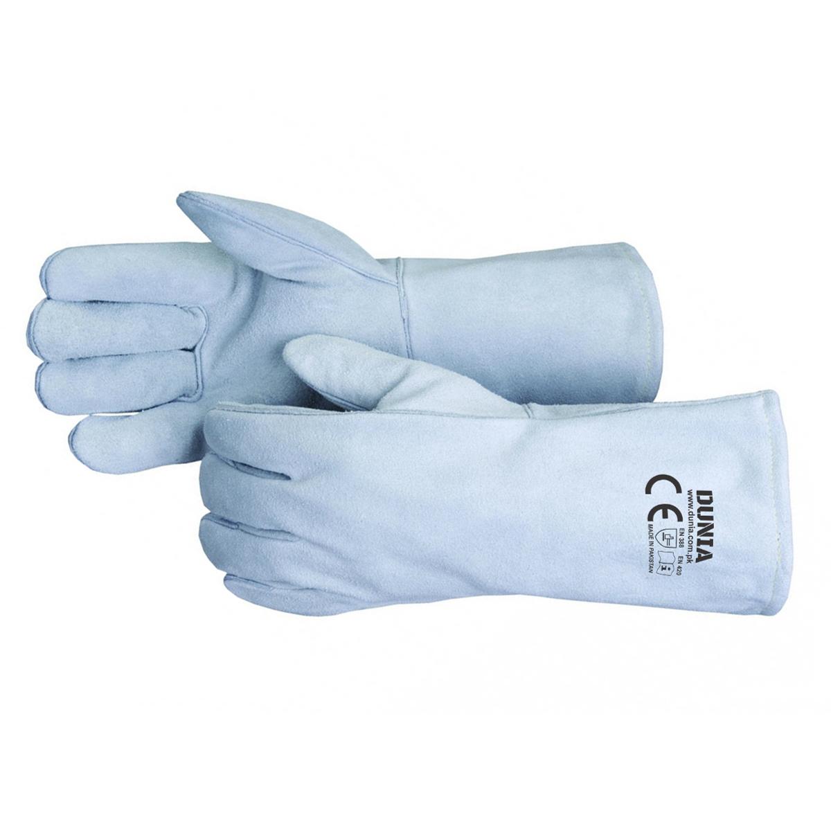 DTC-723 Grey Welders Gloves
