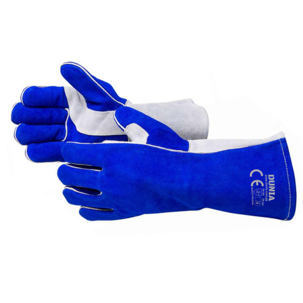 DTC-731 Hocky Palm Welder Gloves