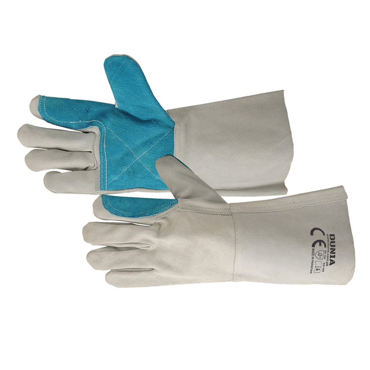 DTC-732 Gunn Palm Welder Gloves