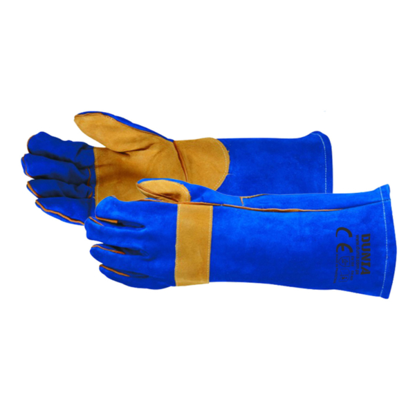 DTC-733 Double Palm Welder Gloves