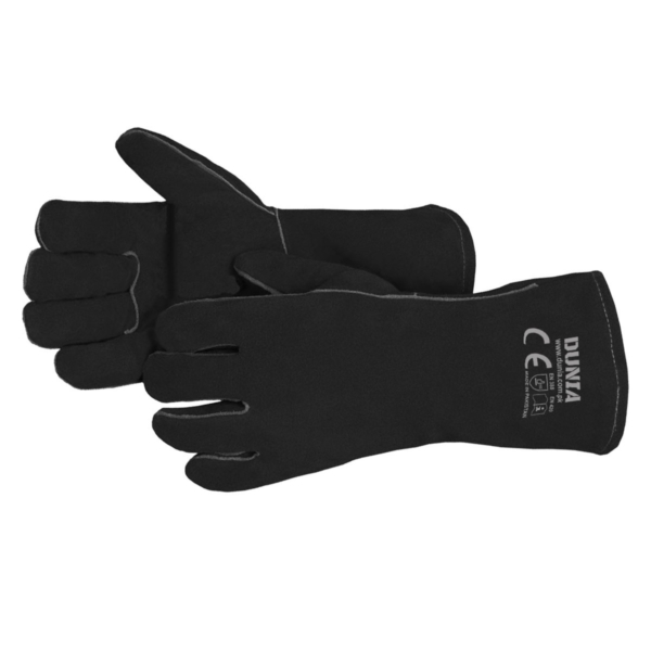 DTC-735-BLK Welders Gloves Black