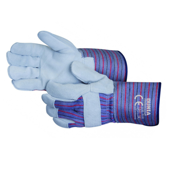 "DTC-737-4 Leather Gloves 4"" Cuff"