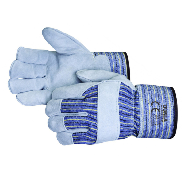 DTC-738-BY Leather Work Gloves
