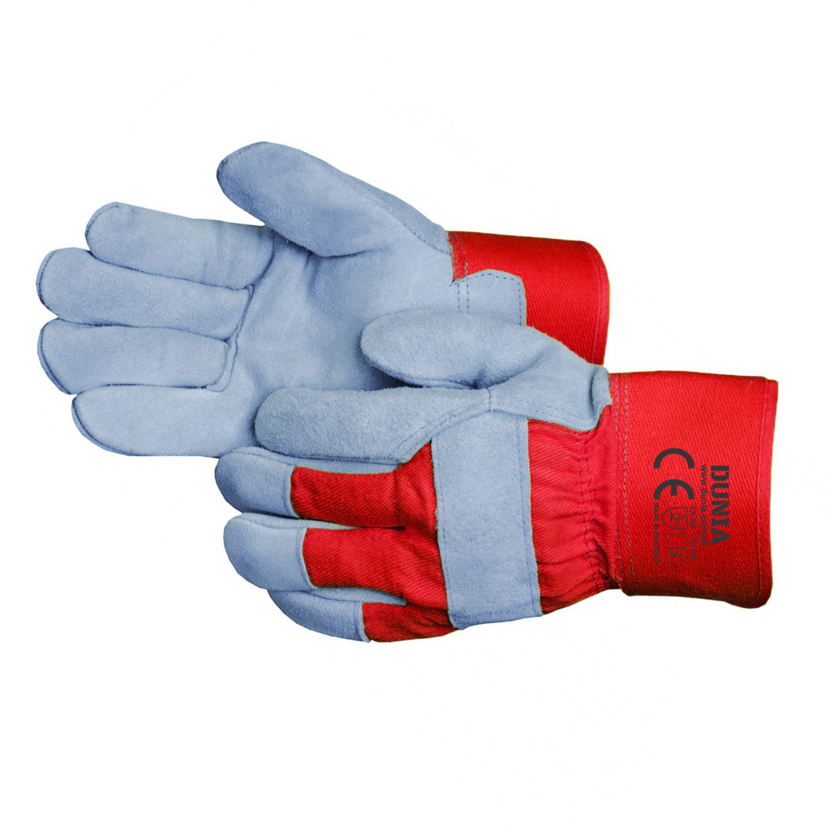DTC-738-R Leather Work Gloves