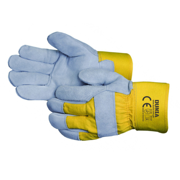 DTC-738-Y Leather Work Gloves