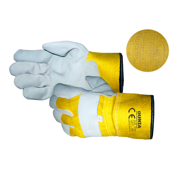 DTC-738-KHI Khadi Work Gloves