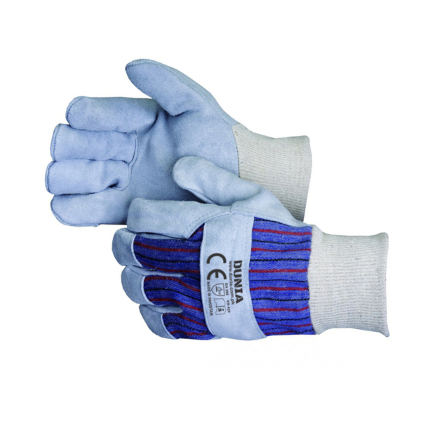 DTC-743 Work Gloves Knitted Wrist