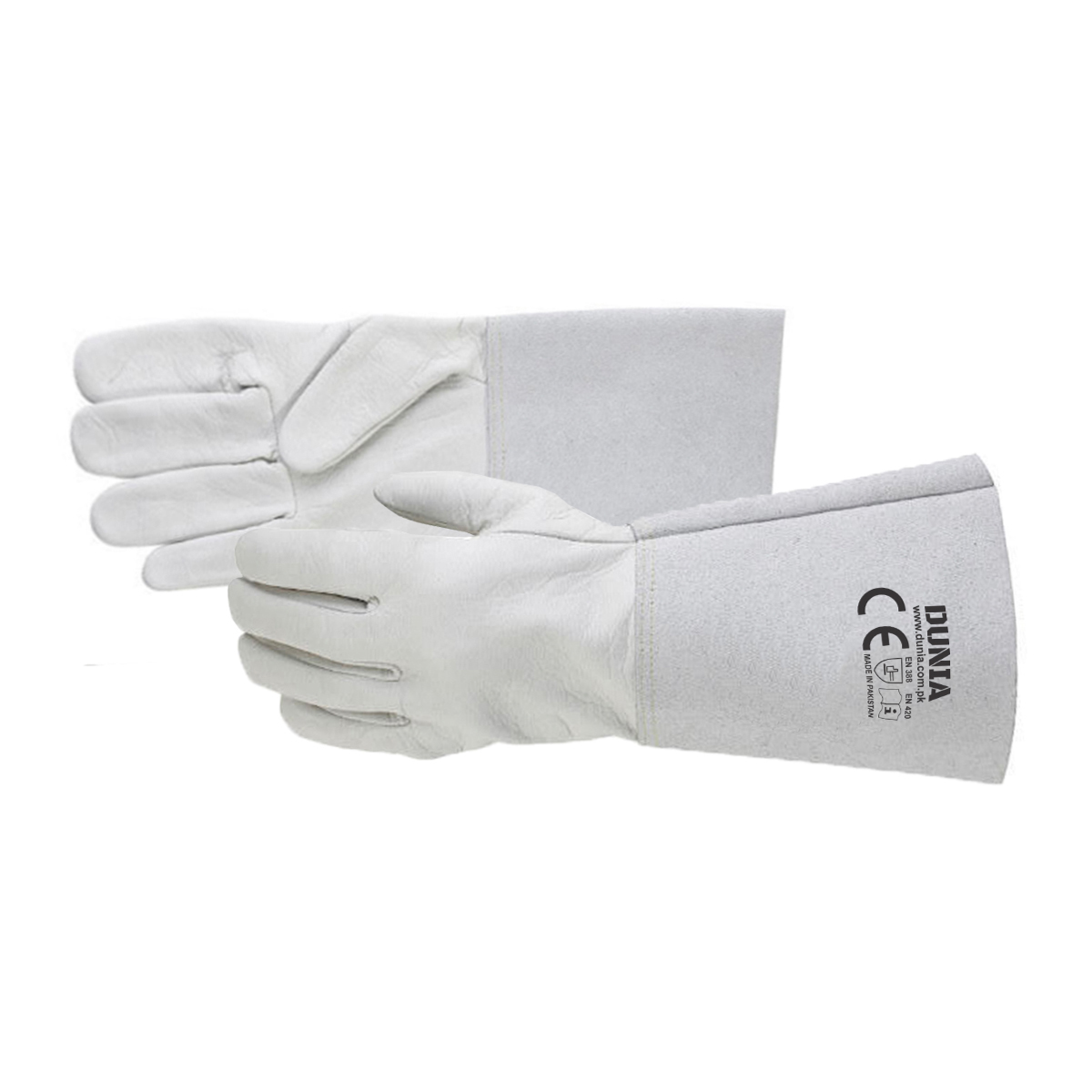 DTC-772 Tig Welder Gloves 14""