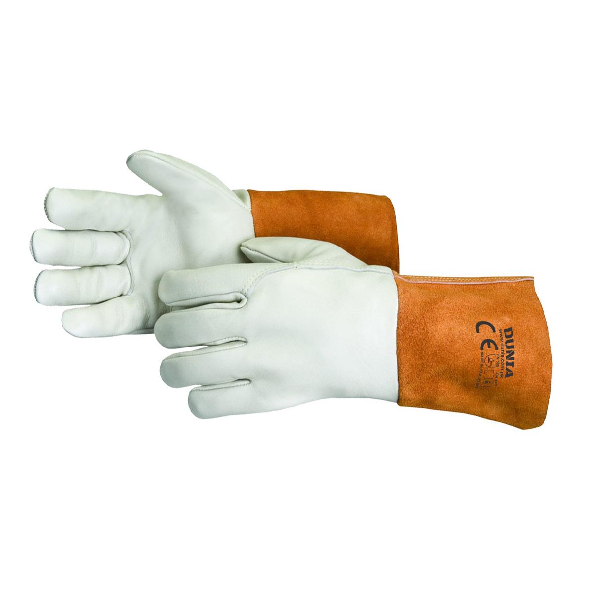 DTC-772-OG Tig Welder Gloves Orange