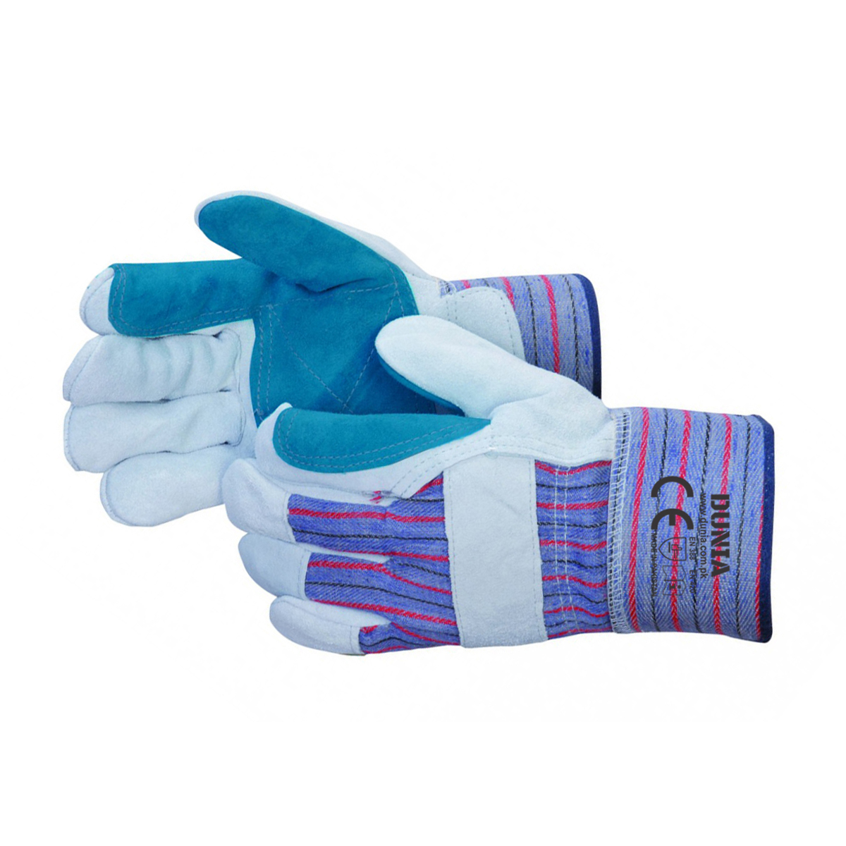DTC-791 Work Gloves Double Palm