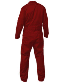 Full Sleeves Coveralls Red 02